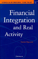 Book cover for 'Financial Integration and Real Activity'