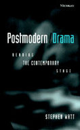 Cover image for 'Postmodern/Drama'