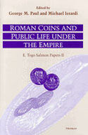 Cover image for 'Roman Coins and Public Life under the Empire'