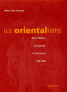Book cover for 'U.S. Orientalisms'