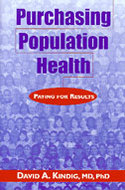 Book cover for 'Purchasing Population Health'