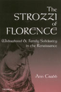 Cover image for 'The Strozzi of Florence'