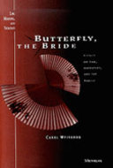Book cover for 'Butterfly, the Bride'