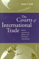 Cover image for 'The Courts of International Trade'