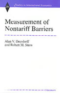 Cover image for 'Measurement of Nontariff Barriers'