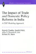 Cover image for 'The Impact of Trade and Domestic Policy Reforms in India'