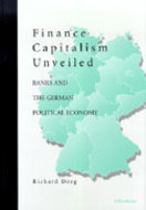 Book cover for 'Finance Capitalism Unveiled'