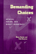 Cover image for 'Demanding Choices'