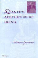 Cover image for 'Dante's Aesthetics of Being'
