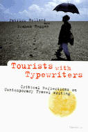 Book cover for 'Tourists with Typewriters'
