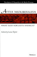 Cover image for 'After Neoliberalism'