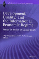 Cover image for 'Development, Duality, and the International Economic Regime'