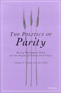 Book cover for 'The Politics of Purity'