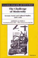 Book cover for 'The Challenge of Modernity'