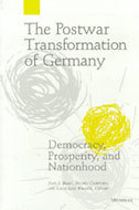 Cover image for 'The Postwar Transformation of Germany'