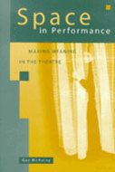 Book cover for 'Space in Performance'