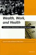 Cover image for 'Wealth, Work, and Health'