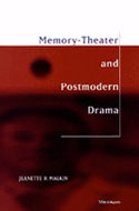 Cover image for 'Memory-Theater and Postmodern Drama'