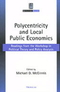 Cover image for 'Polycentricity and Local Public Economies'