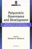 Book cover for 'Polycentric Governance and Development'