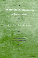 Cover image for 'The Economic Consequences of Immigration'