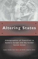 Book cover for 'Altering States'