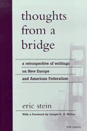 Cover image for 'Thoughts from a Bridge'