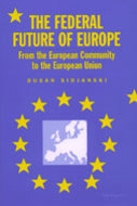 Book cover for 'The Federal Future of Europe'