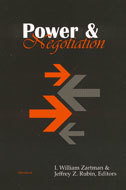 Cover image for 'Power and Negotiation'
