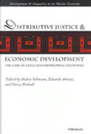 Cover image for 'Distributive Justice and Economic Development'