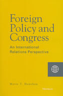 Cover image for 'Foreign Policy and Congress'