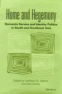 Book cover for 'Home and Hegemony'