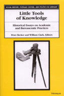 Book cover for 'Little Tools of Knowledge'