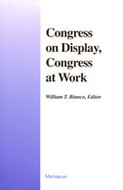 Cover image for 'Congress on Display, Congress at Work'