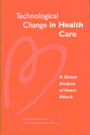 Cover image for 'Technological Change in Health Care'