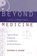 Cover image for 'Beyond Complementary Medicine'