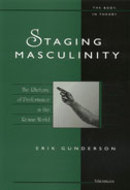 Cover image for 'Staging Masculinity'