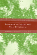 Book cover for 'Economics of Forestry and Rural Development'