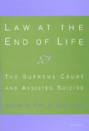 Cover image for 'Law at the End of Life'