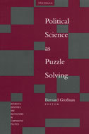 Cover image for 'Political Science as Puzzle Solving'