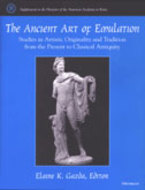 Book cover for 'The Ancient Art of Emulation'