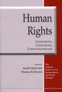 Book cover for 'Human Rights'