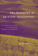 Cover image for 'The Evolution of Agrarian Institutions'