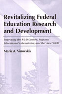 Cover image for 'Revitalizing Federal Education Research and Development'