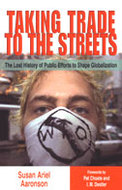 Book cover for 'Taking Trade to the Streets'