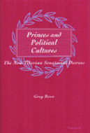 Cover image for 'Princes and Political Cultures'