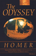 Cover image for '<div><i>The Odyssey</i> of Homer <br></div>'