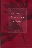 Cover image for 'Chaucer's Italian Tradition'