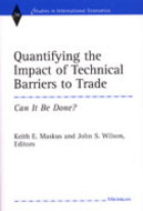 Cover image for 'Quantifying the Impact of Technical Barriers to Trade'