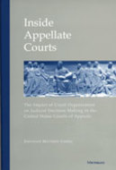 Cover image for 'Inside Appellate Courts'